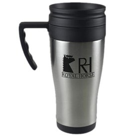 Budget Stainless Steel Mug