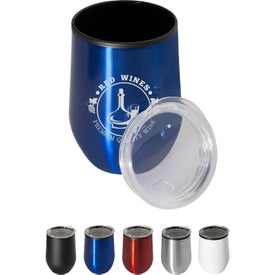 Budget Stemless Wine Tumbler with Lid