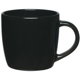 Cafe Mugs (12 Oz., Colors)