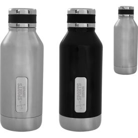 Caffrey Stainless Steel Bottle (16 Oz.)