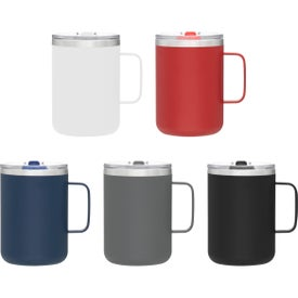 Camper Thermal Mugs (16.9 Oz.)