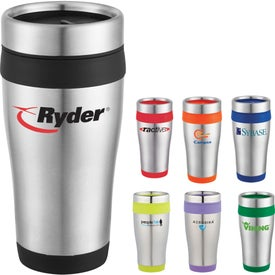 The Carmel Travel Tumbler with Your Logo