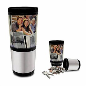 Catalina Stainless Steel Paper Wrap Tumbler