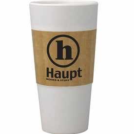 Personalized Ceramic Paper Cups