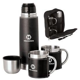 Cinna I Steel Flask and Cup Set