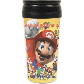 Personalized Clear Basic Tumbler