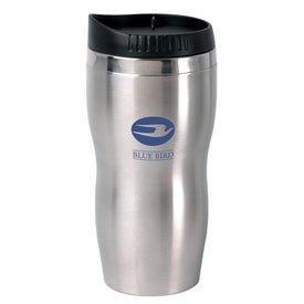 Monogrammed Clench Tumbler