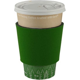 Coffee Cup Insulator with Your Logo