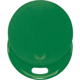 Branded Color Band Tumbler