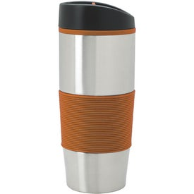 Color Grip Tumbler Printed with Your Logo