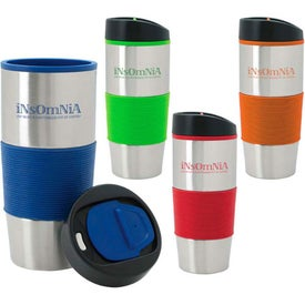 Color Grip Tumblers (18 Oz.)