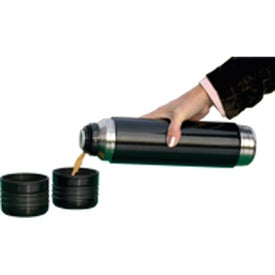 Advertising Color Stainless Steel Orion 3-in-1 Thermos