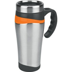 Promotional Color Touch Stainless Mug