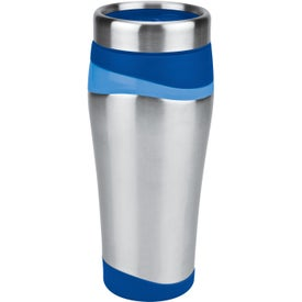 Branded Color Touch Stainless Tumbler