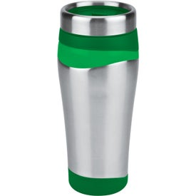 Imprinted Color Touch Stainless Tumbler