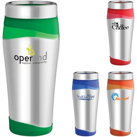 Color Touch Stainless Tumbler (16 Oz.)