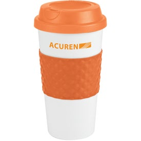 Color Banded Classic Coffee Cup for your School