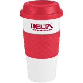 Advertising Color Banded Classic Coffee Cup