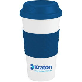 Color Banded Classic Coffee Cup for Customization