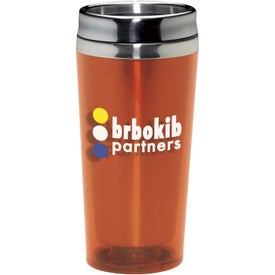 Promotional Colored Acrylic Tumbler