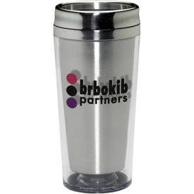 Company Colored Acrylic Tumbler