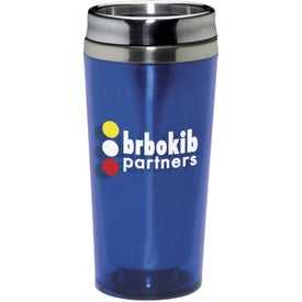 Colored Acrylic Tumbler Imprinted with Your Logo
