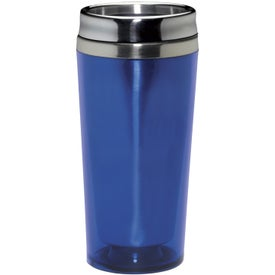Logo Colored Acrylic Tumbler
