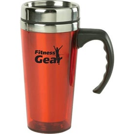 Color Stainless Steel Travel Mug Printed with Your Logo