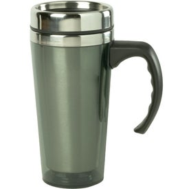 Printed Color Stainless Steel Travel Mug