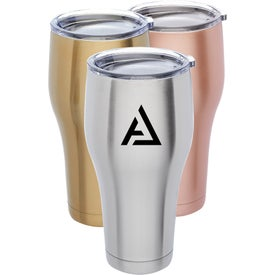 Colossal Vacuum Stainless Steel Tumblers (30 Oz.)