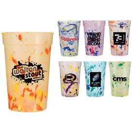 Confetti Stadium Cups (17 Oz.)