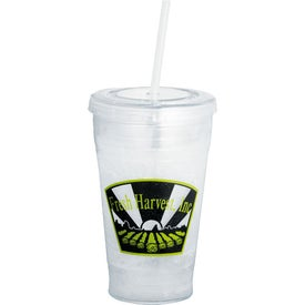 Imprinted Cool Gear Chiller Tumbler