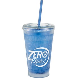Cool Gear Chiller Tumbler with Your Slogan