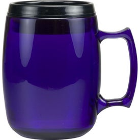 Cosmopolitan Mug with Slide and Sipp Lid for Your Church