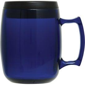 Logo Cosmopolitan Mug with Slide and Sipp Lid