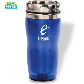 Curvy Tumbler for Your Company