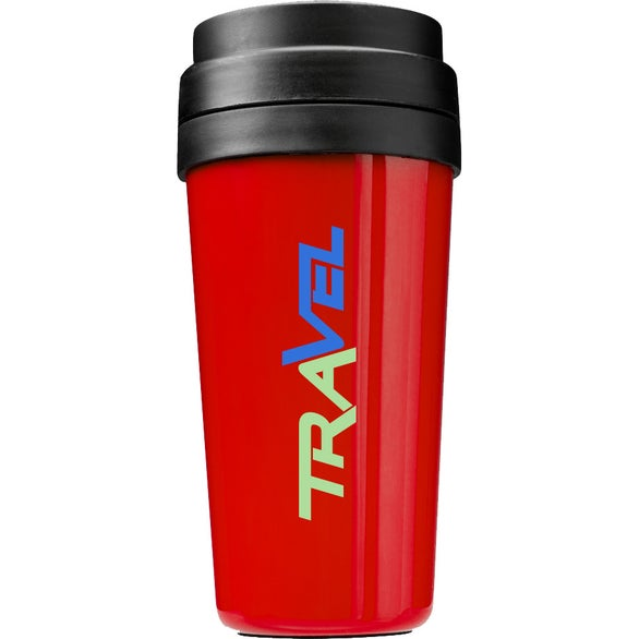 Red Customized Insulated Tumbler