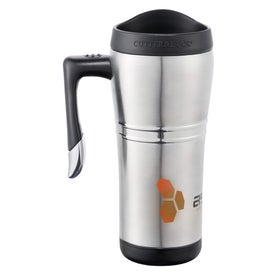 Cutter and Buck Performance Series Travel Mug