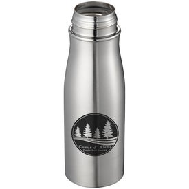 Cutter and Buck Performance Series Stainless Bottle for Your Church