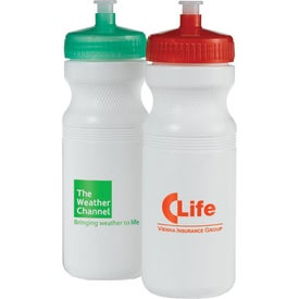 Cyclist Bike Bottle