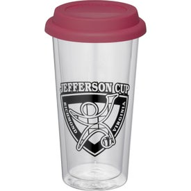 Mega Double-Wall Glass Tumbler for Your Organization