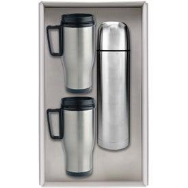Customized Deluxe Mug Gift Set
