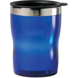 Desk Tumbler Imprinted with Your Logo