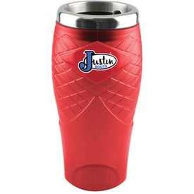 Diamond Pattern Tumbler (16 Oz.)