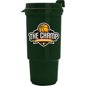 Digital Auto Cup for Advertising