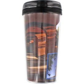 Digital Insert Tumbler for Promotion