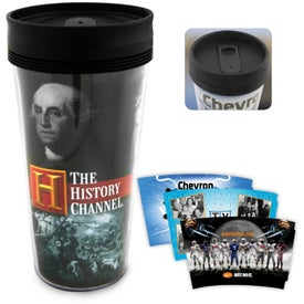 Digital Insert Tumbler (16 Oz.)