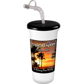 Digital Sports Sipper (32 Oz.)