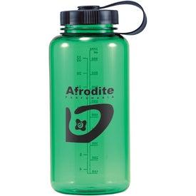 Custom Dolphin Polycarbonate Bottle
