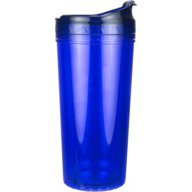 Custom Jewel Niagara Tumbler with Flip Lid